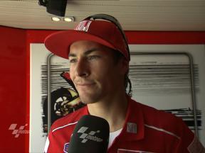 Jerez 2010 - MotoGP - Race - Interview - Nicky Hayden