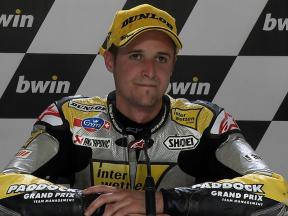 Jerez 2010 Moto2 Race Interview Thomas Luthi