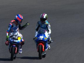 Jerez 2010 - 125cc - Race - highlights