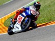Jorge Lorenzo in action in Mugello