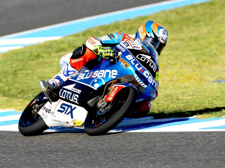 Esteve Rabat in action in Jerez