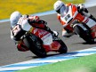 Khairuddin Zulfahmi in action in Jerez