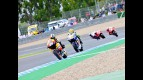 MotoGP action in Jerez