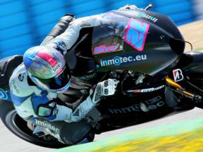 Inmotec's MotoGP prototype continuing its development
