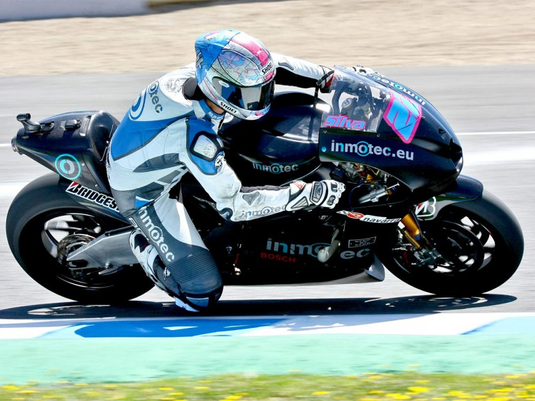 Inmotec Test in Jerez