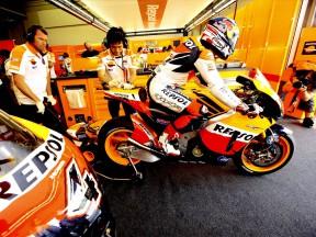 Andrea Dovizioso set to leave the Repsol Honda garage