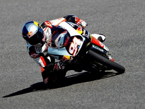 Jonas Folger in action