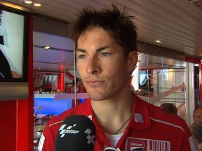 Hayden reviews French FP1