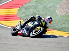 Ben Spies in action at Motorland Aragón