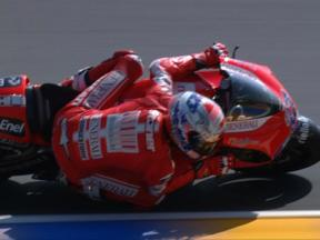 Le Mans 2010 - MotoGP - FP2 - highlights