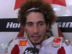 Simoncelli proves progress with Le Mans result