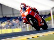 Nicky Hayden in action in Le Mans