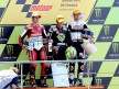 Simón, Elias and Corsi on the podium in Le Mans
