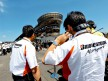 Bridgestone technics in Le Mans