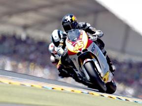 Scott Redding in action in Le Mans