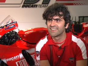 Ducati's MotoGP journey with Filippo Preziosi