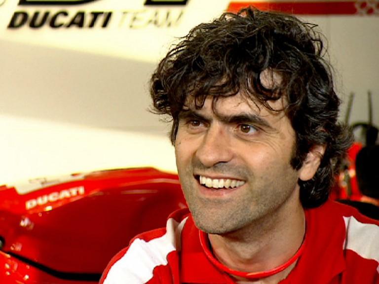 General Manager of Ducati Corse Filippo Preziosi