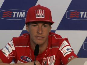 Hayden wants step up at Ducati home GP