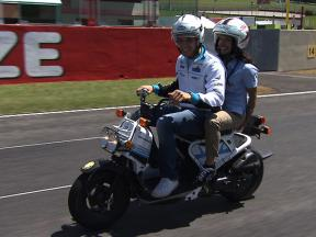 A lap of Mugello with Niccolo Canepa