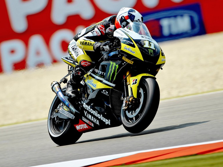 Ben Spies in action at Assen