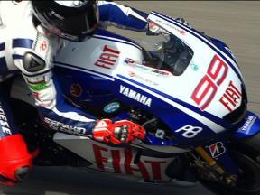 Mugello 2010 - MotoGP - FP2 - highlights