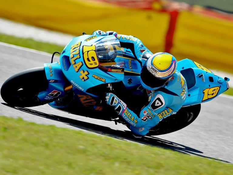 Alvaro Bautista on track in Mugello
