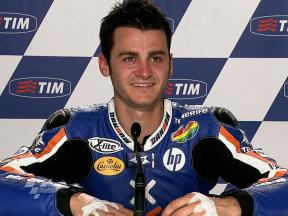 Mugello 2010 Moto2 Race Interview Sergio Gadea