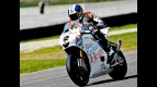 Thomas Luthi on track in Mugello