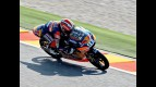 Marc Márquez in action in Mugello
