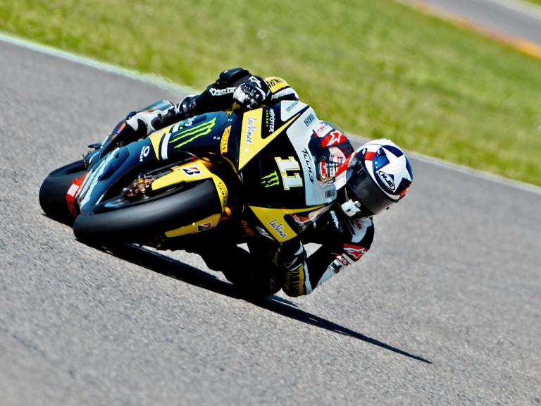 Ben Spies on track in Mugello
