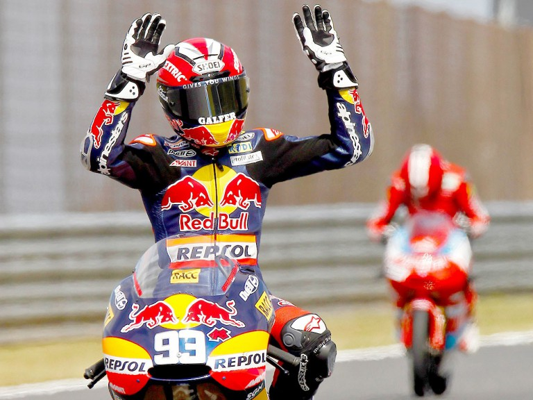 Marc Marquez: 2010 125cc World Champion