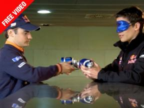 Marquez and Pedrosa face to face in a very special competition