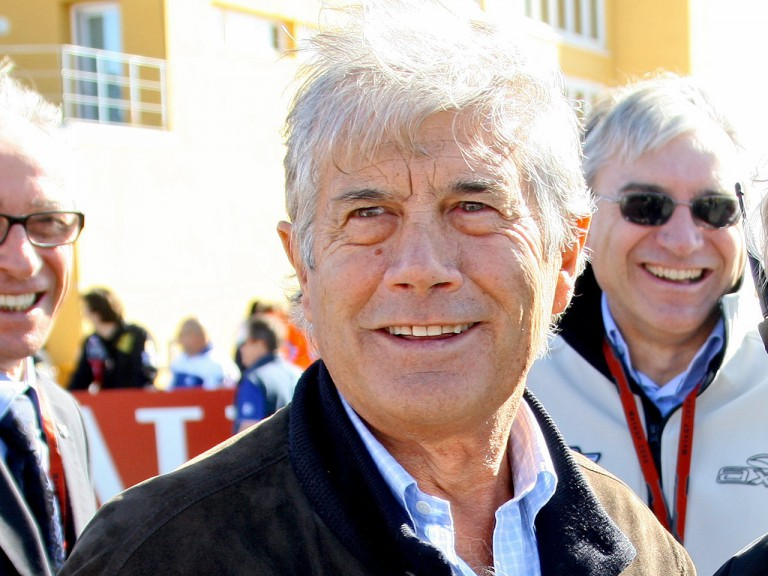 MotoGP Legend Giacomo Agostini