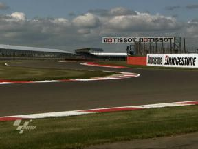 Sun shining on Silverstone ahead of GP