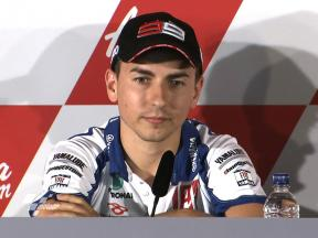 Lorenzo ready to defend lead on new track