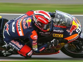 Silverstone 2010 - 125cc - FP1 - highlights