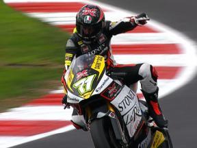 Silverstone 2010 - Moto2 - QP - highlights
