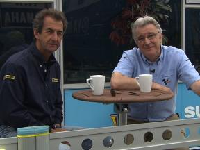 Nick Harris and Steve Parrish discuss British GP heritage