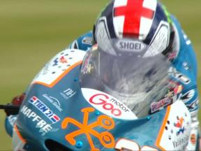 Silverstone 2010 - 125cc - FP2 - highlights