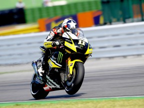 Ben Spies in action at Misano