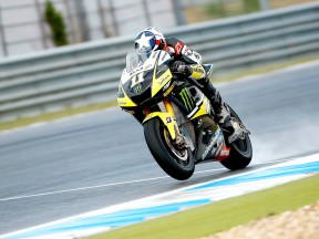 Ben Spies in action at Estoril