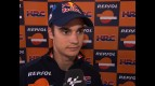 Pedrosa reviews Silverstone race