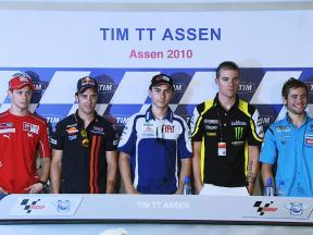 TIM Dutch TT Pre-Event Press Conference
