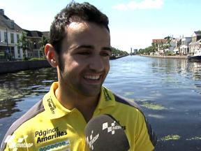 Barberá returning to scene of first ever podium