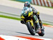 Colin Edwards in action at Sepang