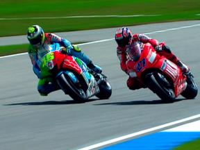 The best overtaking moves at Assen