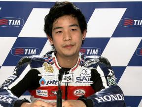 Assen - 2010 - Moto2 - QP - Interview - Ratthapark Wilairot