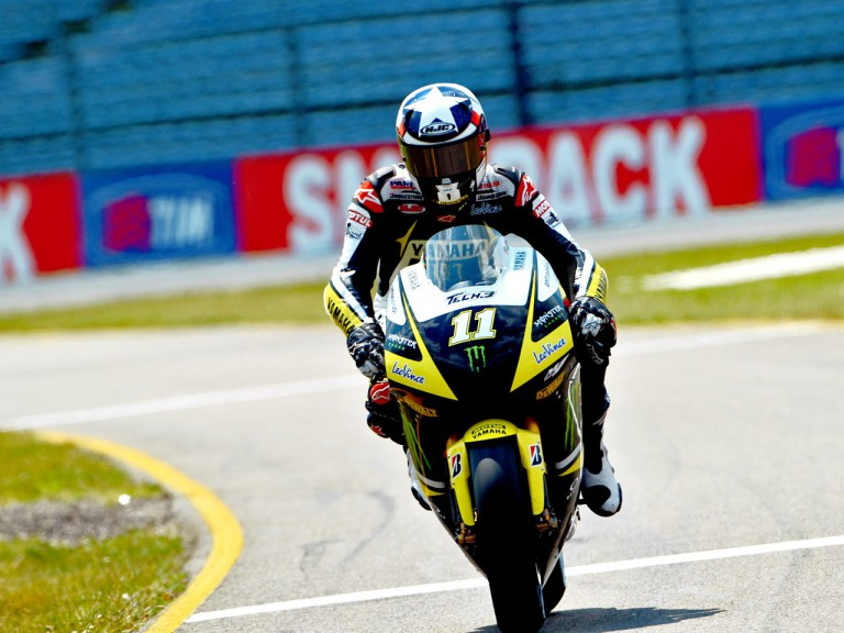 Ben Spies on track at Assen