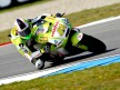 Aleix Espargaró in action in Assen