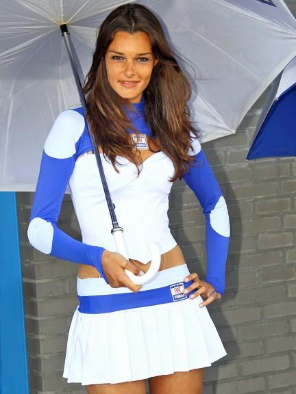 Paddock Girl at the TIM TT Assen GP